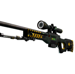 StatTrak™ AWP | Phobos (Well-Worn)