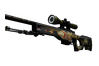 Souvenir AWP | Dragon Lore (Battle-Scarred)