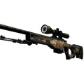 AWP | Dragon Lore <br>(Battle-Scarred)