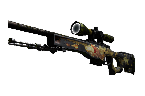 Souvenir AWP | Dragon Lore (Battle-Scarred) Prices