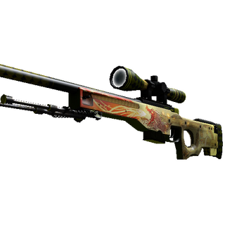 AWP | Dragon Lore (Factory New)