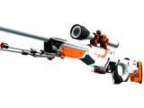 Weapon CSGO - AWP Asiimov