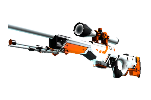 Buy StatTrak™ AWP | Asiimov (Well-Worn)