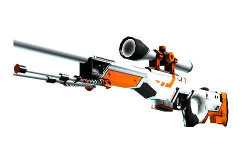 Buy StatTrak™ AWP | Asiimov (Field-Tested)