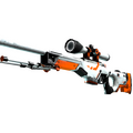 StatTrak™ AWP | Asiimov <br>(Battle-Scarred)