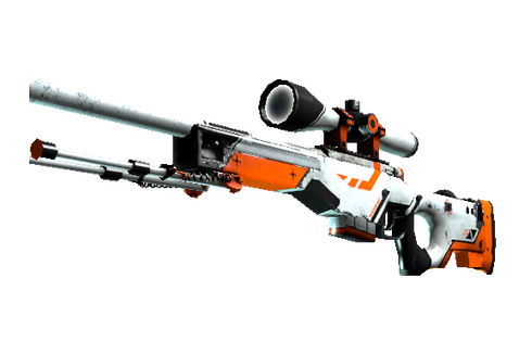 StatTrak™ AWP | Asiimov (Battle-Scarred) Prices