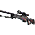 StatTrak™ AWP | Oni Taiji <br>(Battle-Scarred)