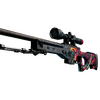 AWP | Hyper Beast <br>(Battle-Scarred)