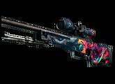 AWP | Скоростной зверь, Поношенное, 1240.36$