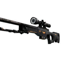 StatTrak™ AWP | Elite Build (Well-Worn)