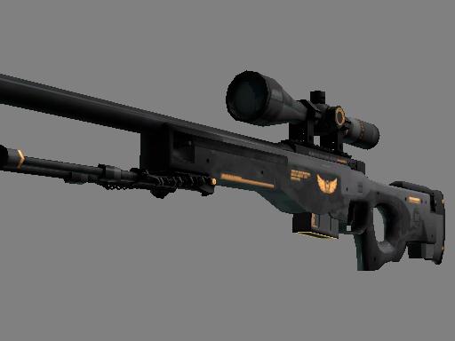 Скин AWP | Элитное снаряжение (Прямо с завода)