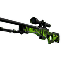 AWP | Containment Breach <br>(Battle-Scarred)