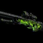 StatTrak™ AWP | Containment Breach (Well-Worn)