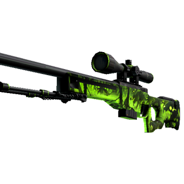 AWP | Containment Breach (Minimal Wear)