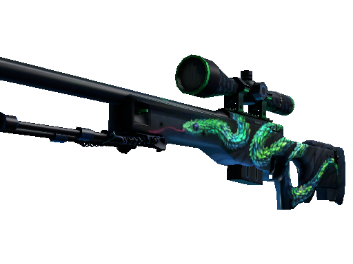 StatTrak™ AWP | Atheris (Battle-Scarred)