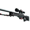 AWP | Capillary <br>(Battle-Scarred)