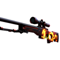 AWP | Wildfire <br>(Minimal Wear)