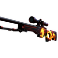 AWP | Wildfire <br>(Field-Tested)