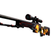 AWP | Wildfire <br>(Battle-Scarred)
