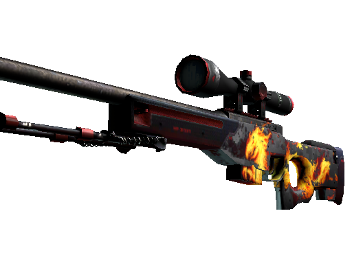 AWP | Wildfire Battle-Scarred