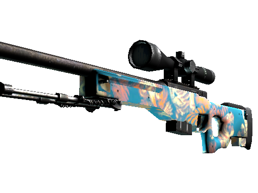 AWP | Silk Tiger (Battle-Scarred)