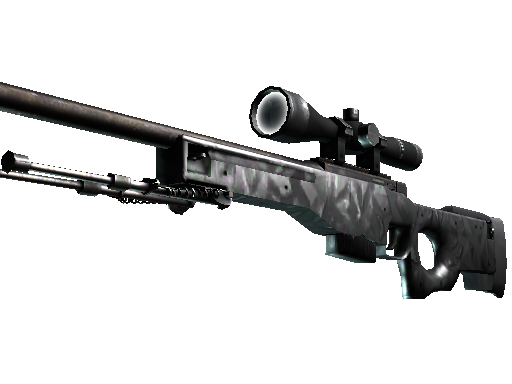 StatTrak™ AWP | Graphite (Factory New)