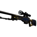 AWP | Man-o'-war <br>(Field-Tested)