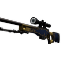 StatTrak™ AWP | Man-o'-war <br>(Minimal Wear)