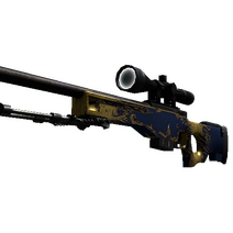 AWP | Man-o'-war (Minimal Wear)