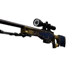 StatTrak™ AWP | Man-o'-war (Minimal Wear)