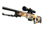 StatTrak™ AWP | PAW (Factory New)