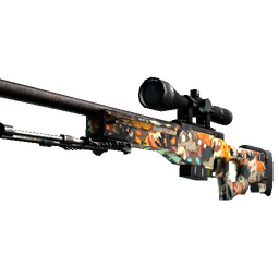 StatTrak™ AWP | PAW (Field-Tested)