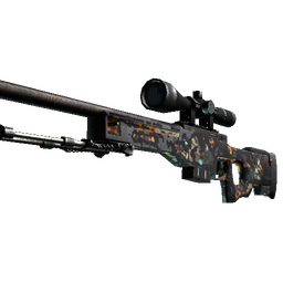 AWP | PAW (Battle-Scarred)