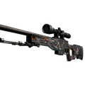 StatTrak™ AWP | PAW <br>(Battle-Scarred)