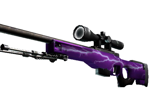 Covert AWP Lightning Strike