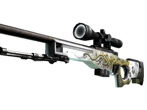 AWP | Worm God Well-Worn