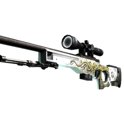 StatTrak™ AWP | Worm God (Factory New) image