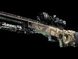 Weapon CSGO - AWP Snake Camo