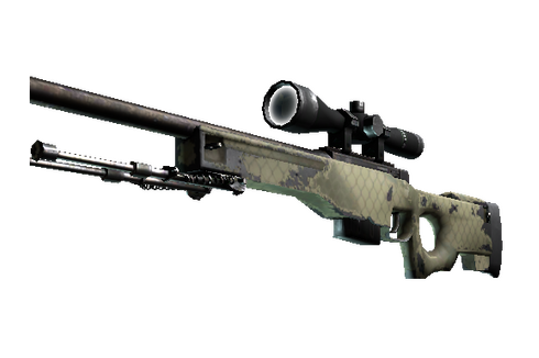 Buy AWP | Safari Mesh (Well-Worn)