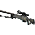 AWP | Safari Mesh <br>(Battle-Scarred)