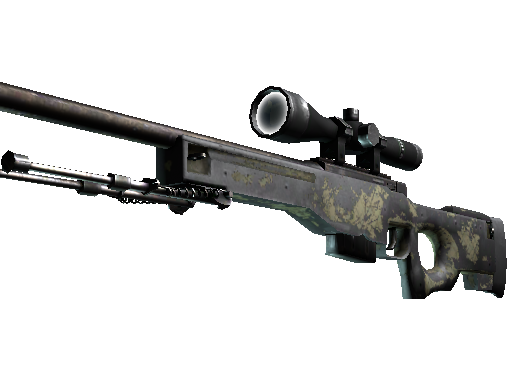 AWP | Safari Mesh Battle-Scarred