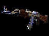 AK-47 | Поверхностная закалка, Закаленное в боях, 1508.95$