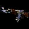 StatTrak™ AK-47 | Case Hardened <br>(Battle-Scarred)
