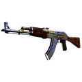 AK-47 | Case Hardened <br>(Battle-Scarred)