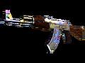 StatTrak™ AK-47 | Case Hardened