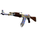 StatTrak™ AK-47 | Case Hardened <br>(Factory New)