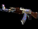 Weapon CSGO - AK-47 Case Hardened