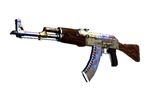 Ak 47 Case Hardened Field Tested