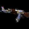 StatTrak™ AK-47 | Case Hardened <br>(Field-Tested)