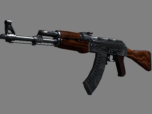 AK-47  |  Cartel  Field-Tested